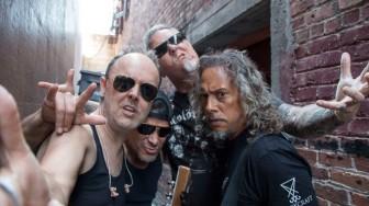 """Tarihi Müzik Grubu """"Metallica""""dan Yeni Albüm Müjdesi"""