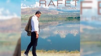 """Rafet El Roman Yeni Albümü İçin """"Mecnun"""" Oldu"""