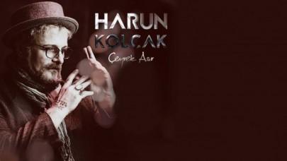 """Harun Kolçak'tan 2016 Yılına Damgasını Vuran 25.Yılına Özel """"Çeyrek Asır"""" Albümü"""