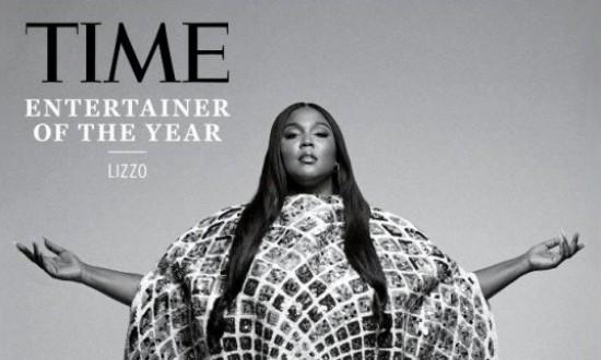 Lizzo, Time Tarafından 'Eğlence Dünyasında Yılın Kişisi' Seçildi