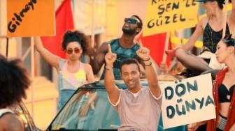 """Mustafa Sandal'dan Yeni EP """"Dön Dünya"""""""