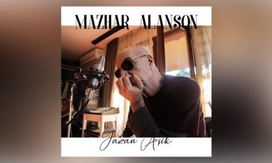 Mazhar Alanson'un 'Yazan Aşık' İsmini Verdiği Solo Albümü Çıktı