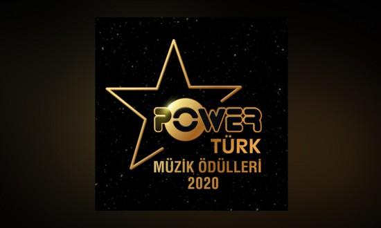 Power Türk Müzik Ödülleri Sahiplerine Ulaştı