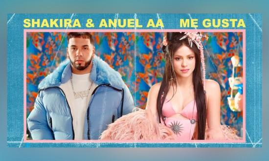 Shakira'dan 2020'nin ilk Bombaları Yeni Şarkı, Yeni İmaj