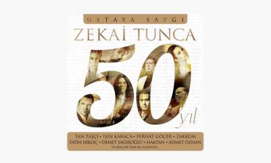 Türk Sanat Müziğinin Usta Sanatçısı 'Zekai Tunca 50.Yıl Ustaya Saygı ' Albümü Ünlü İsimleri Bir Araya Getirdi