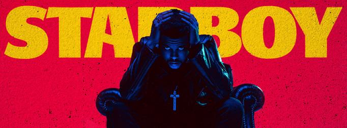 """The Weeknd'in Yeni Albümü """"Starboy"""" İçin Geri Sayım Başladı!"""