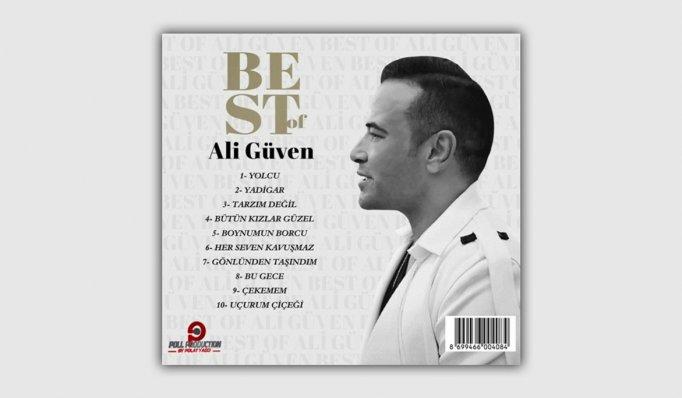 Ali Güven 'Best Of' Albümüyle Müzik Piyasasında Dejavu Yarattı